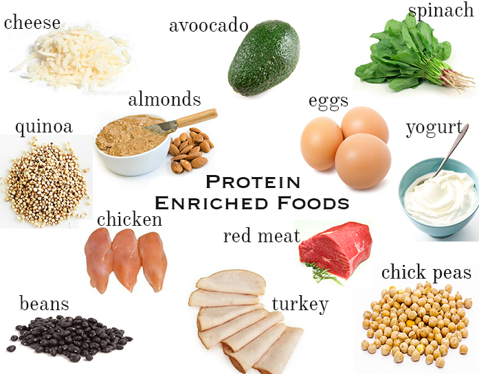 high-protein diet plan for weight loss